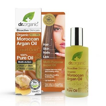 dr organic argan oil review