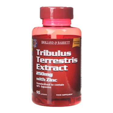 Holland & Barrett Tribulus Terrestris Capsules 250mg