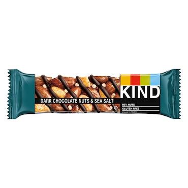 KIND Dark Chocolate Nuts  Sea Salt Bar