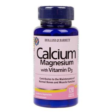 magnesium calcium vitamin d3