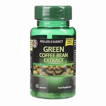 Holland Barrett Green Coffee Bean Extract Capsules 400mg