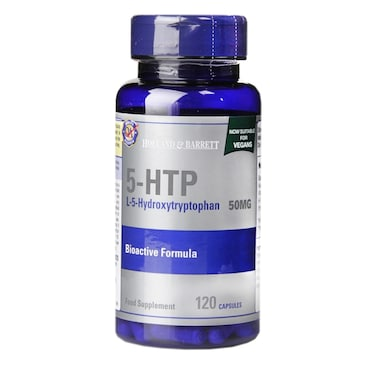 Holland & Barrett 5-HTP 50mg Capsules