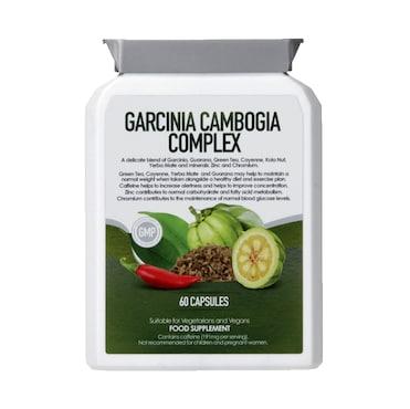 Health Spark Garcinia Cambogia Complex Capsules