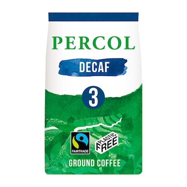 Percol Decaf Ground Coffee