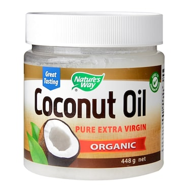 Nature's Way Pure Extra Virgin Coconut Oil