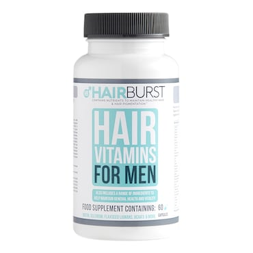 Hairburst Hair Vitamins For Men Capsules 1 Month Supply
