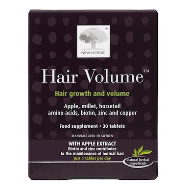hair volume nordic