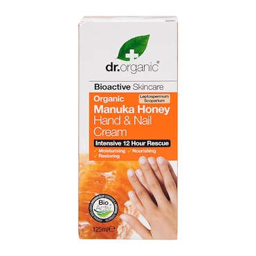 Dr. Organic Hand and Nail Cream Manuka Honey 125 ml 125 ml