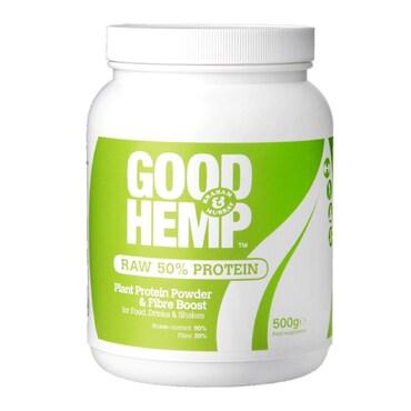Braham And Murray Natural Hemp Protein Powder