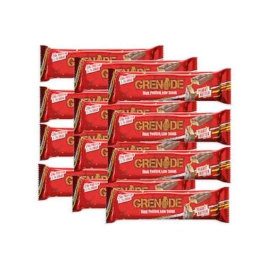 Grenade Carb Killa Bar Peanut Nutter Bar 12 x 60g