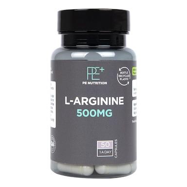 Holland & Barrett L-Arginine 50 Capsules 500mg