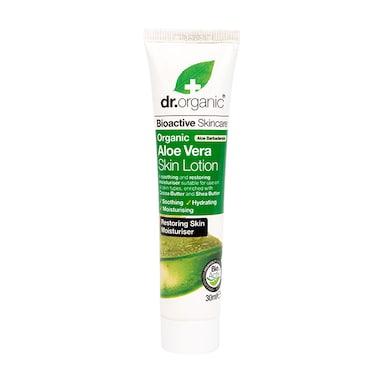 Dr Organic Aloe Vera Travel Skin Lotion 30ml