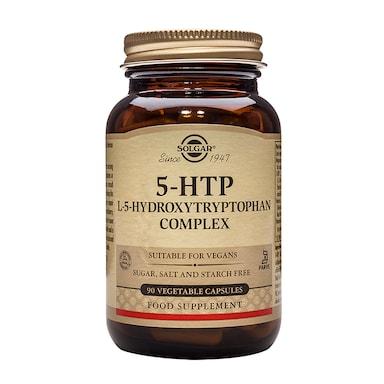 Solgar 5-HTP Complex 90 Vegi Capsules