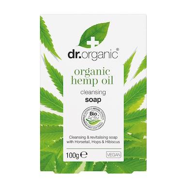 Dr Organic Hemp Soap