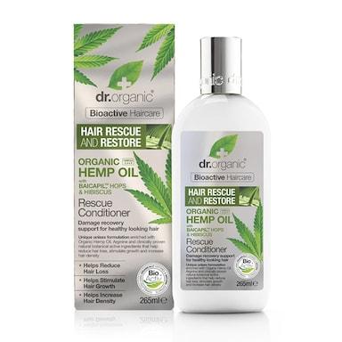 Dr Organic Hemp Oil Rescue & Restore Conditioner 265ml