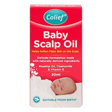 Colief Baby Scalp Oil 30ml