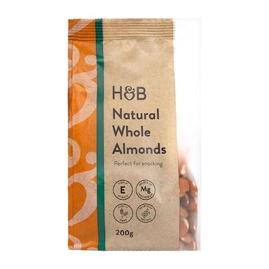 Holland & Barrett Natural Almonds 200g