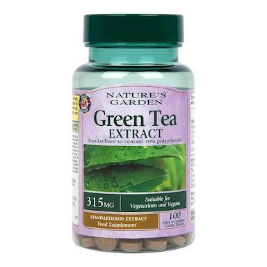 Good n Natural Green Tea Extract 100 Tablets 315mg