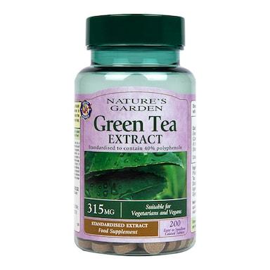 Good n Natural Green Tea Extract 200 Tablets 315mg