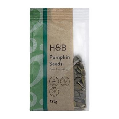 Holland & Barrett Pumpkin Seeds 125g