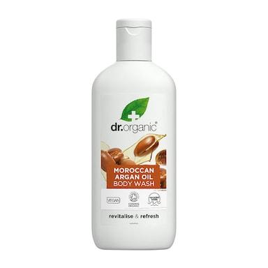 Dr Organic Moroccan Argan Oil Body Wash 250ml