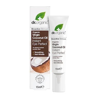 Dr Organic Virgin Coconut Oil Eye Perfect 15ml