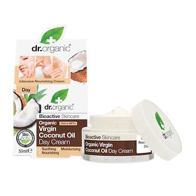 Dr Organic Virgin Coconut Oil Day Cream 50ml