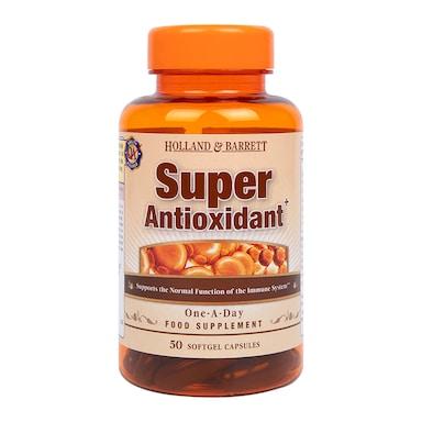 Holland & Barrett Super Antioxidant Formula 50 Capsules