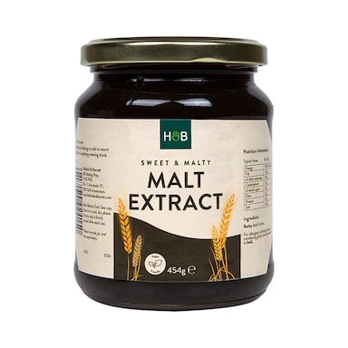 Holland & Barrett Malt Extract 454g