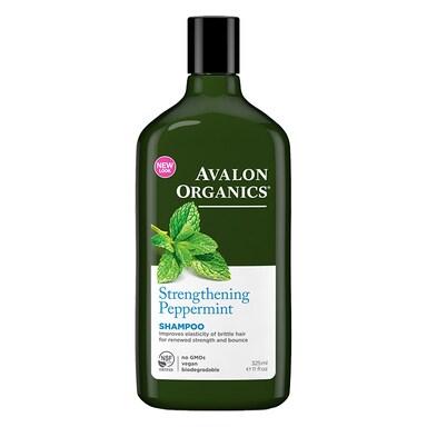 Avalon Organics Peppermint Strengthening Shampoo 325ml
