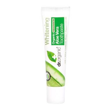 Dr Organic Aloe Vera Toothpaste 20ml