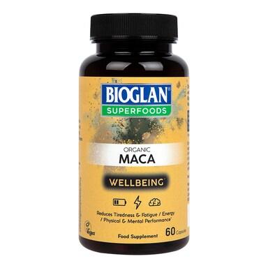Bioglan Superfoods Organic Maca 60 Capsules
