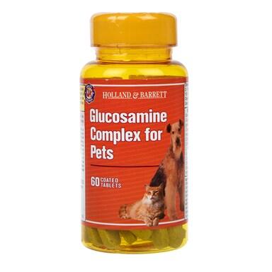 Holland & Barrett Glucosamine for Pets 60 Caplets