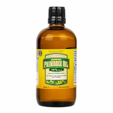 Holland & Barrett Natural Evening Primrose Oil Liquid Extract 120ml