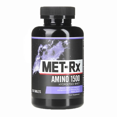 MET-Rx Amino 1500 Hydrolysed Whey 150 Tablets