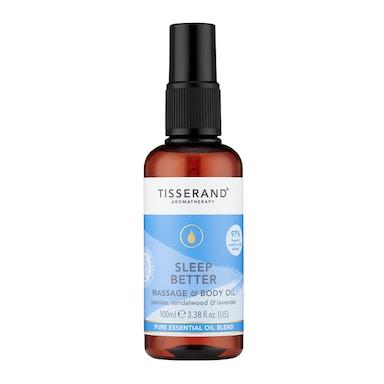 Tisserand Sleep Better Body and Massage Oil 100ml
