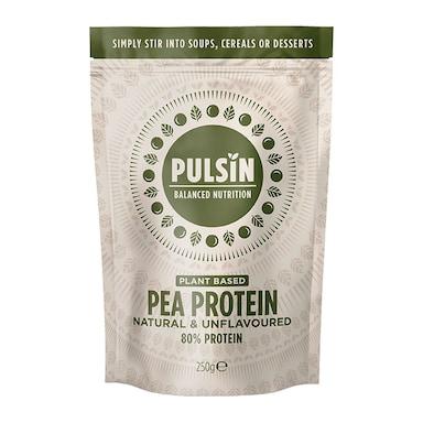 Pulsin Pea Protein 250g Powder