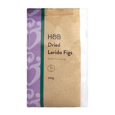 Holland & Barrett Lerida Figs 200g
