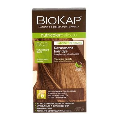 BioKap Natural Light Blond Dye 135ml