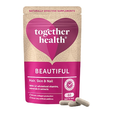 Together Health WholeVits Beautiful 60 Capsules
