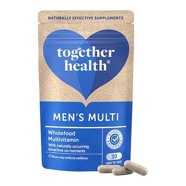 Together Health WholeVits Men's MultiVit 30 Capsules