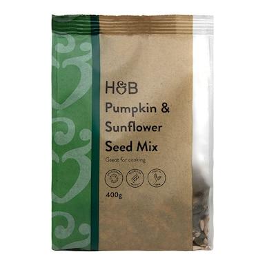 Holland & Barrett Pumpkin & Sunflower Seed Mix 400g