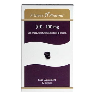 Fitness Pharma Q10 30 Capsules