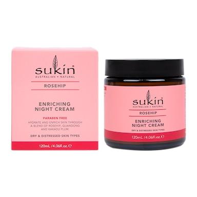 Sukin Rosehip Enriching Night Cream 120ml