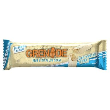 Grenade Carb Killa Bar White Chocolate Cookie 60g