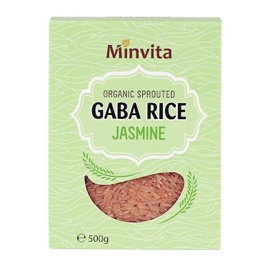 Minvita Gaba Jasmine Rice 500g