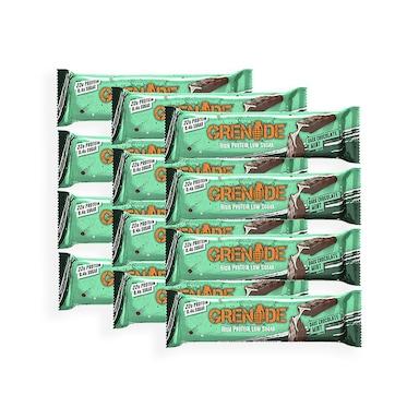 Grenade Carb Killa Dark Chocolate Mint 12 x 60g