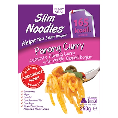 Eat Water Slim Noodles Panang Curry 250g