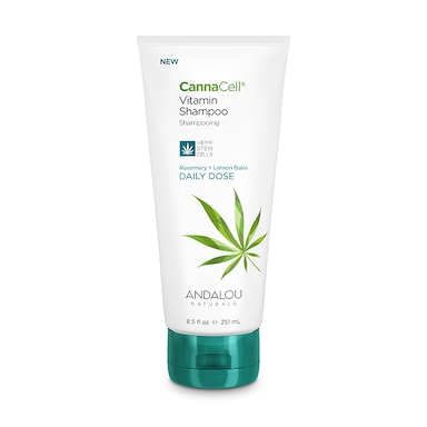 Andalou Naturals CannaCell Vitamin Shampoo - Daily Dose 251ml