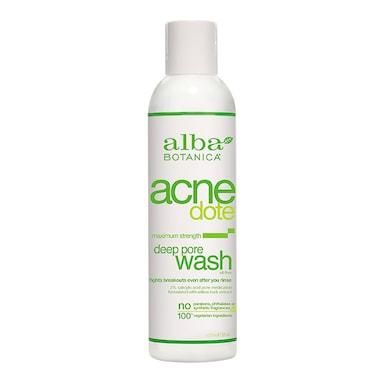 Alba Botanica Acne Deep Pore Wash 177ml